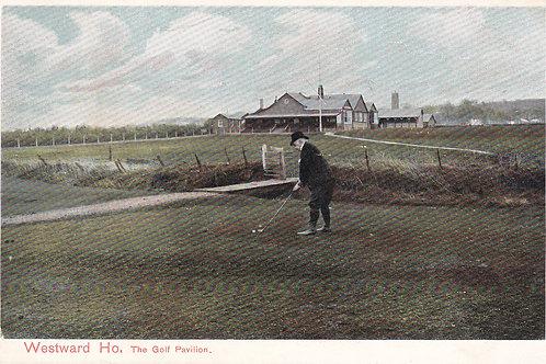 Westward Ho!( North Devon) Ref 362.C.Pre 1914