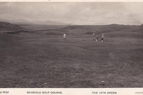 Seascale Golf Course C.1934 ? Ref.1230a