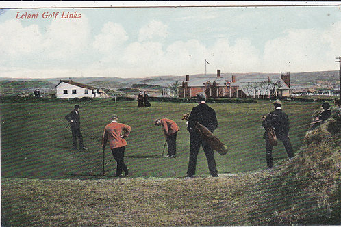 Braid v Taylor Golf Match Ref.797 C.pre 1911