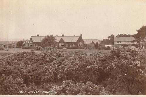 SOLD Ref.2353.Ganton Golf House Ref.2353 C.1930s?