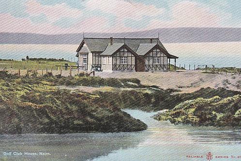 Nairn Golf Pavilion C.1905-10 Ref.1741a