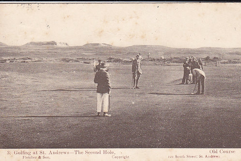 St.Andrews(Golfing At) Ref.1767 C.1909