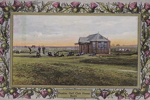 Nairn Dunbar Golf Links Ref.997 C.pre 1910
