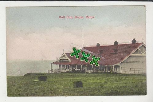 Radyr Golf Pavilion Ref.2341 C.1907