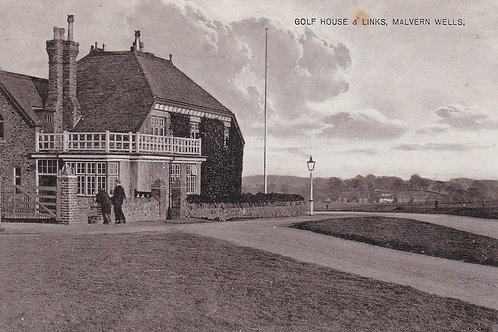 Worcestershire,Golf House.Ref.924.  C.Early 1900s