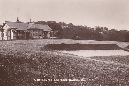 SOLD> Ref.943.Deeside Golf Club House & Links Ref.943 C.1911 ?