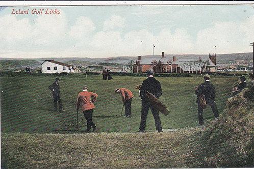 Lelant.Braid v Vardon Golf Match Ref.797 C.1910-15