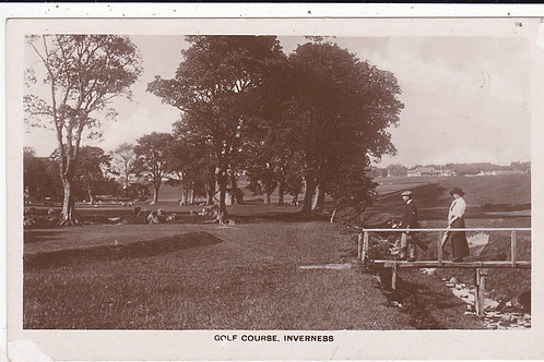Inverness Golf Course Ref.1548 C.1910s