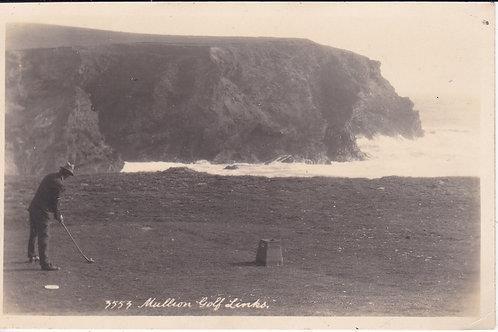 Mullion Golf Links Ref.1091 C.Ea 1900s