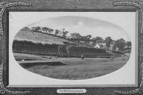 Hawick Golf Course Ref.1957 C.1911