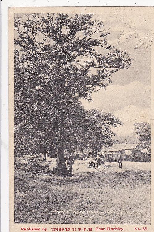 Manor Farm Golf Links Ref 519