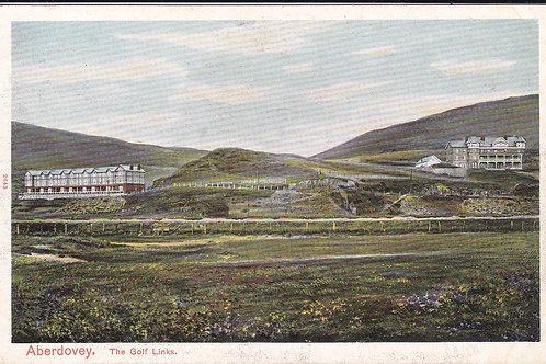 Aberdovey Golf Links C.Pre 1914 Ref.1676