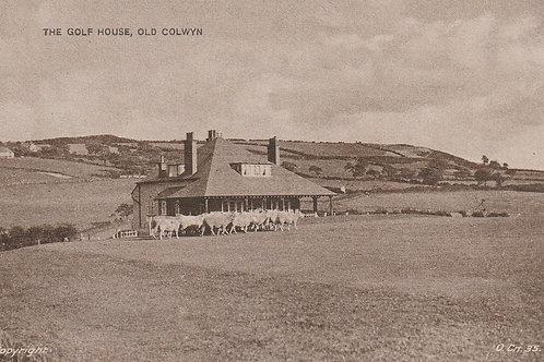 Old Colwyn Golf Pavilion Ref.2332 C.Ea 1900s