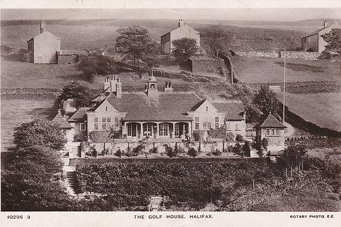 Halifax (Ogden) Golf Club House.Ref.049. C.1909