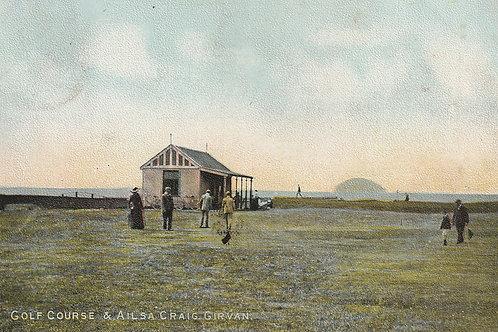 Girvan Golf Pavilion & Links Ref.2463
