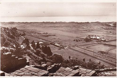 Harlech Golf Links ref 009 C.1940s