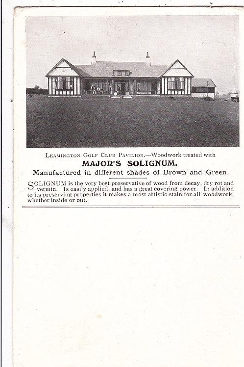 Leamington Golf House Ref.1442 C.Pre 1914