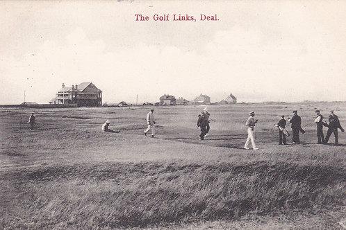 Deal Golf Links Ref.1949 C.Pre 1914