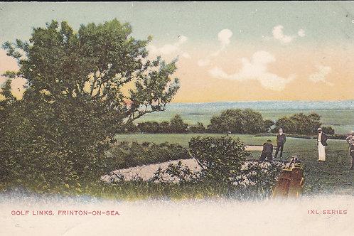 Frinton-on-Sea Golf Links Ref 462  C.Pre 1918