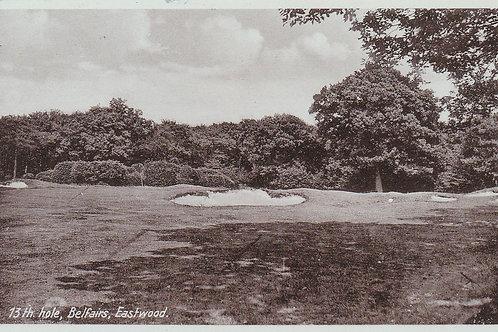Belfairs Golf CourseRef.1968 C.19