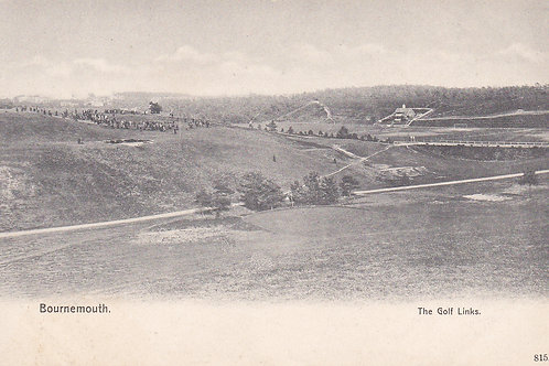 Meyrick Park Golf Links.Ref 786. C. Pre 1914