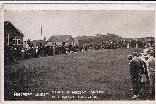 Taylor v Massy The Start of.Ref.201 C.1907