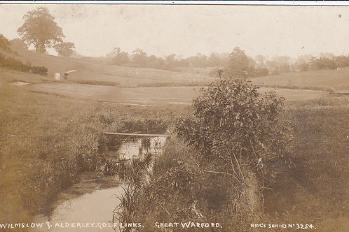 Alderley (& Wilmslow) Golf Links,Ref.1348