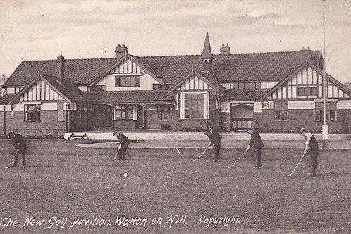 Jas Braid,Walton Heath New Pavilion Ref 316.C.1911