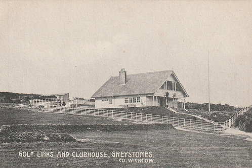 Greystones Pavilion & Links Ref.2518 C.pre 1914