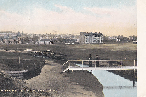 Carnoustie from The Links.Ref 799. C.1904
