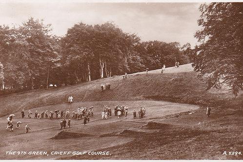 Crieff Golf Links,Event.Ref 841. C.1930s