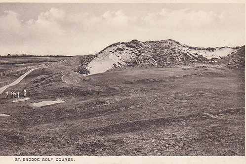 St.Enodoc Golf Links,C/wall.Ref 718.C.Early 1900s