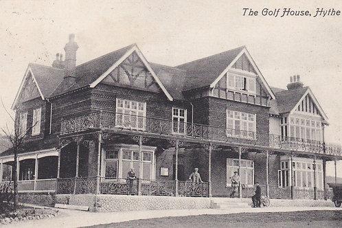 Hythe Golf House Ref.1844 C.1909