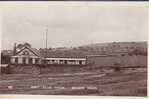 Baildon Moor Golf House Ref.1131 C.Pre 1916