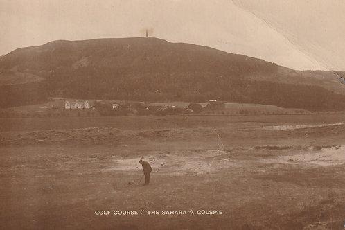 Golspie Golf Links, Highlands C.1910-14 Ref.2609
