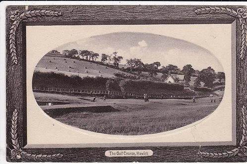 Hawick Golf Pavilion Ref.1183 C.1942