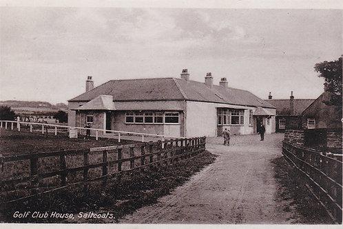 Saltcoates Golf Club House.Ref 766. C.1912