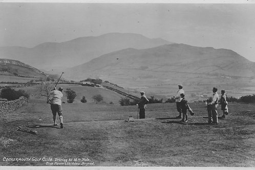 SOLD>Ref.1884. Cockermouth Golf Links Ref.1884 C.19