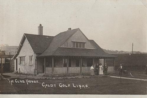 Caldy Golf Pavilion Ref.2719 C.pre 1914