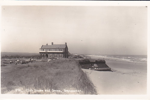 Brancaster Club House & Green. Ref.937