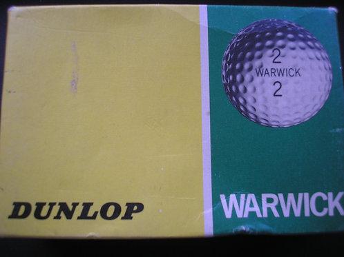 Dunlop Warwick 1.62 Balls Ref.223