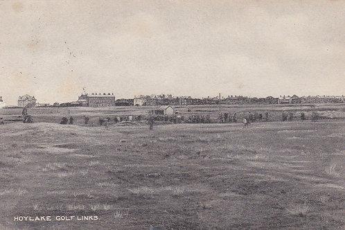 Hoylake Links & Royal Hotel C.1918 Ref.1858