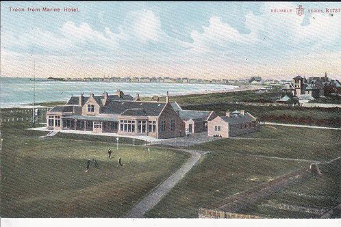 Troon Golf Club House C.1905 Ref.1121