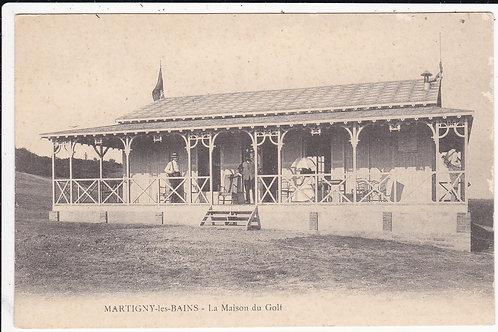 Martingy-les-Bains Golf House C.ea.1900s Ref 1435