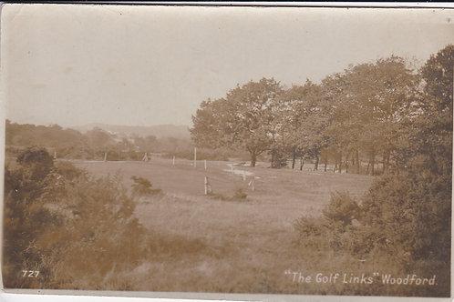 Woodford Golf Links,Woodford Green Ref.1255 C.1920