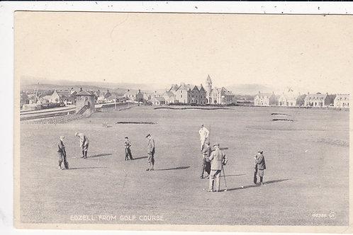 Edzell Golf Course & Town  Ref.1430 C.1900-09
