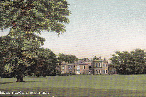 Chislehurst Golf Club.Ref.960 C.1907
