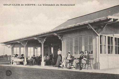 Dieppe Golf Links,Pourville? Ref.2425 c.Ea 1900s