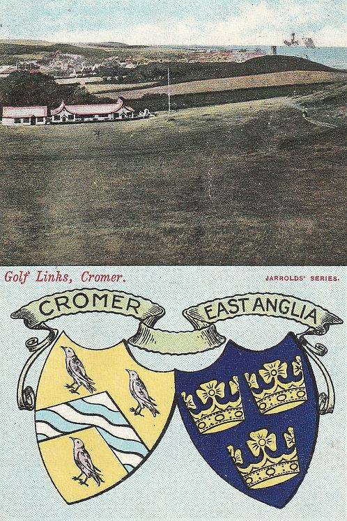 Cromer Golf Pavilion Ref.2330 C.1913