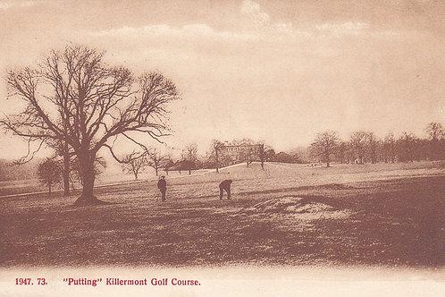 SOLD>Ref.050.Killermont Golf Links  C.1910